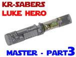 KR Luke Hero -  Master Chassis Part3 - CC Insert