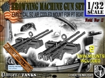 1-32 PT Boat Cal 50 M2 Early Mount Set1