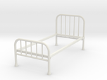 1:24 Iron Bed 1 (Not Full Size)