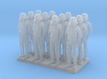 1l144 Base Thickened Troopers X 12