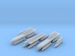 Mirage F1 AZ 14 Bomb Config
