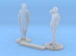 S Scale People Standing 2