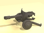 28mm SciFi laser cannon