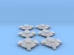 Federation Defiant-Class Escort 6-pack 1:7000