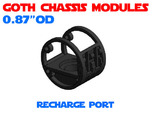 GCM087 - Recharge port chassis chassis