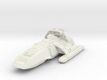 """Danube Class Runabout with weapon pod - 2.6"""""""
