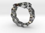 Hex Flower Ring