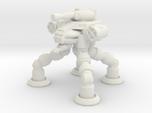 Four Leged Combat Walker
