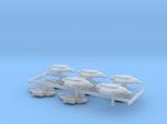 "Federation Defiant Class  1/2"" 10-Pack"