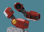 Enclave Arms T1 (poseable), 1/2/3/6/9 pairs