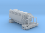 Pickup Water Tanker Truck Bed 1-87 HO Scale