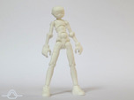 Erstaz MKII action figure Angel Body