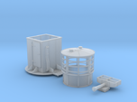 1/72 Flowers Class RDF Lantern and Office 1942