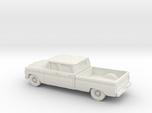 1/87 1962 Chevrolet C20 Fleetside Small R. Window