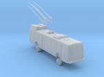 HO Scale ETI 14trsf Trolleybus Muni 5400-5600s
