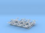 1/700 F2H-3 w/gear x8 (FUD)
