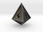 Hedron D4 (Hollow), balanced gaming die