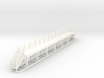 N Scale Train Maintenance Platform DOUBLE STAIRS