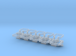 N Scale Tank Car Loading Bridge 10x Medium