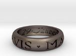 Sir Francis Drake Ring - Uncharted 3 Version
