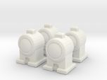 CGI HEAD LAMP Pack Of 4 00/HO Scale
