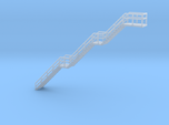 N Scale Stairs H56.2mm