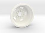 1:8 Rear Halibrand Style Salt Flat Wheel