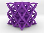 Flower Of Life 64 Tetrahedron Grid
