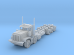 KW c500 twin steer and tri axle 1/87