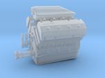 AJPE 1/25 Hemi single plug w/turbo intake