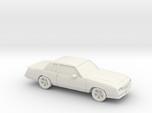 1/87 1987 Chevrolet Monte Carlo SS