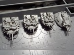 STAR DESTROYER ZVESDA DEVASTATOR TURRETS