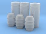 1:72 SW Cargo Cylinders Set