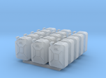 Jerry Cans set #1 28mm