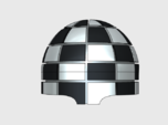 Checkerboard (2mm) = Terminator Shoulder x10