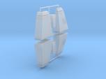 Galvatron Turnable Shoulder Pylons