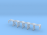 Timber Trestle N Scale: SP Common Standard Design