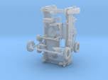 1/50th Hyster Lumber Straddle Carrier