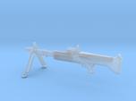 1/24 scale Saco Defense M-60 machinegun x 1