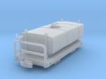 Deutsche Heeresfeldbahn tankwagon H0e