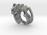 Flying scary Dragon ring