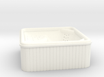 Jacuzzi - Outdoor Hot Tub (1:48 O scale)
