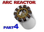 Arc Reactor V1 kit 4/4 - Brass Insert