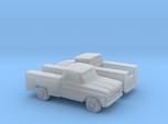 1/160 2X 1962 Chevrolet C-Series Utility