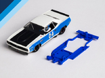1/32 SCX Plymouth 'Cuda Chassis for Slot.it AW pod