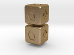 Han Solo's Sabacc Lucky Dice - Double for chain