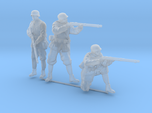 1/35th scale 3 x Hungarian soldiers