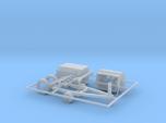 1/64th Mortar Cement Mixer trailer