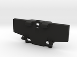 Low CG Battery Tray and Rear Cross Brace for HPI V