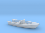 Center Console Fishing Boat N Scale